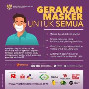 masker kain untuk semua