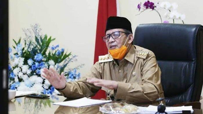 Wahidin Halim Gubernur Banten. (Foto/Tribunnews)